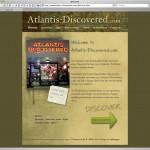 AtlantisDiscovered.com Older Design