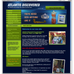 AtlantisDiscovered.com Newest Design