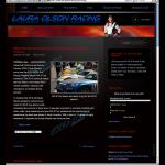 LauraOlsonRacing.com Newer Design