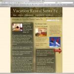 Vacation Rental Santa Fe